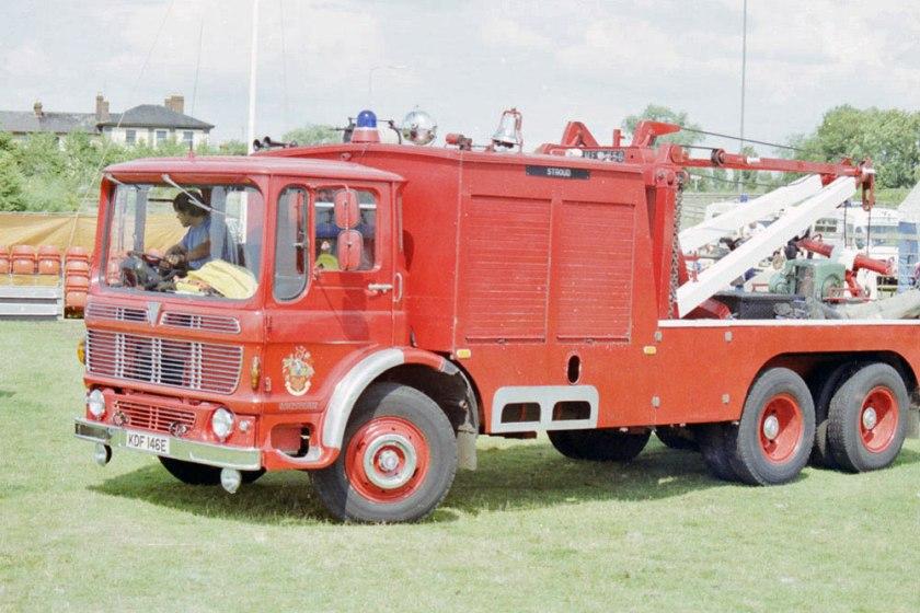 1965-1977 AEC » Marshal - Marshal 8 ( model TGM6 - TGM8 ) b