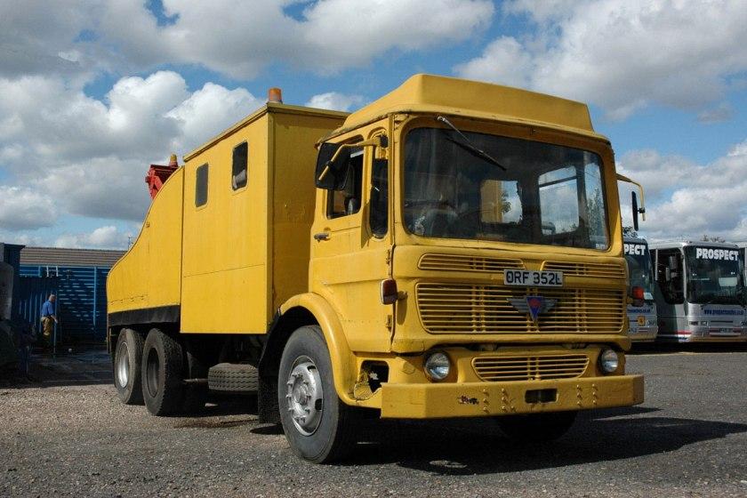 1965-1977 AEC » Marshal - Marshal 8 ( model TGM6 - TGM8 ) f