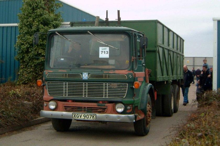 1965-1977 AEC » Marshal - Marshal 8 ( model TGM6 - TGM8 ) g