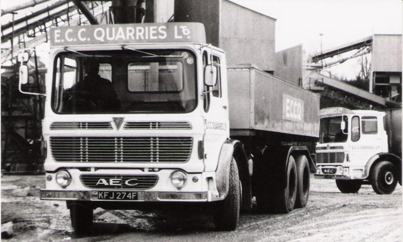 1965-1977 AEC » Marshal - Marshal 8 ( model TGM6 - TGM8 ) j
