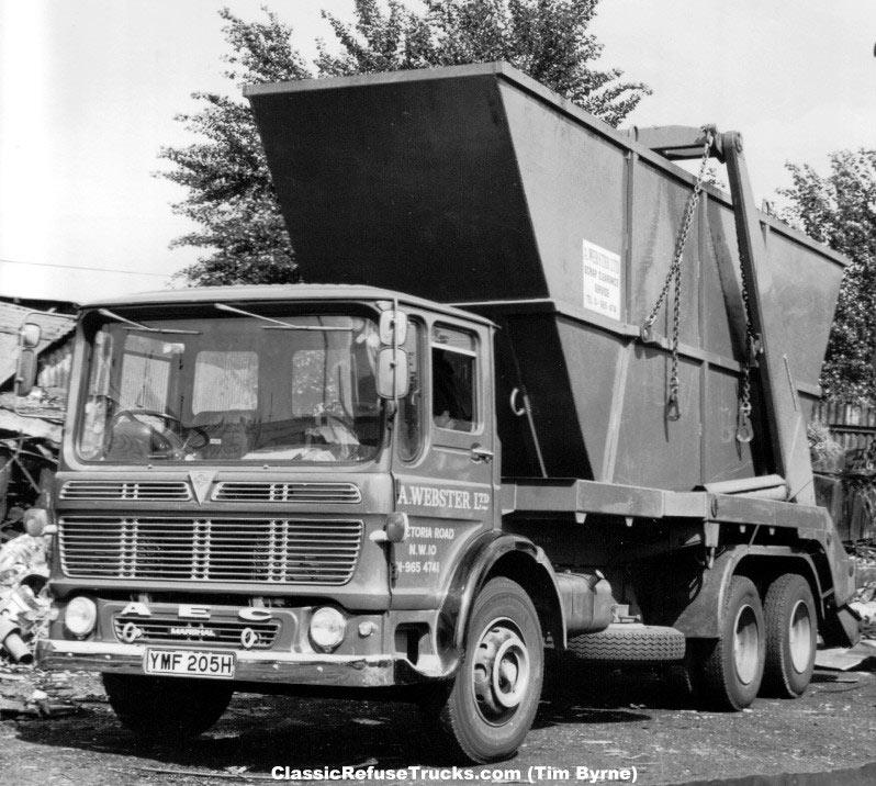 1965-1977 AEC » Marshal - Marshal 8 ( model TGM6 - TGM8 ) l