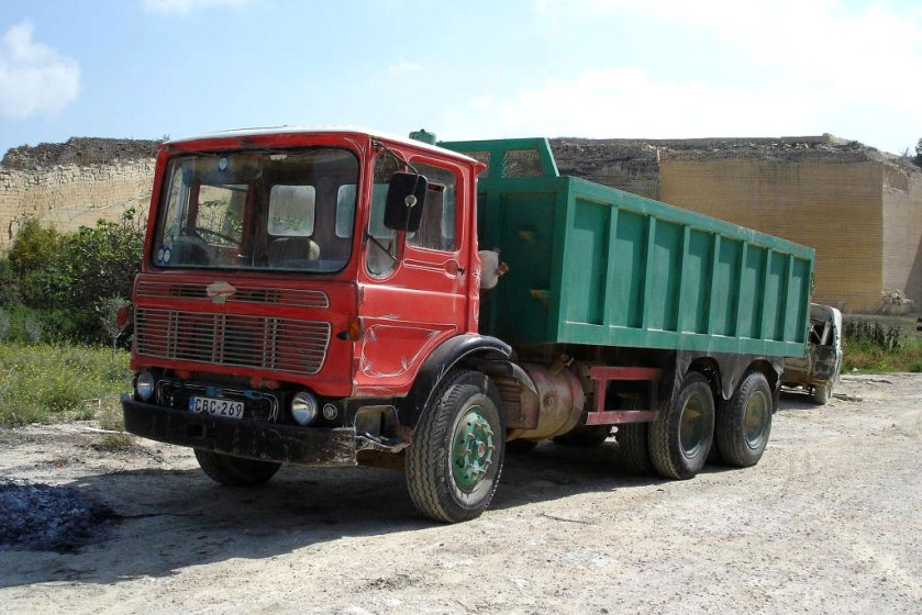 1965-1978 AEC » Mammoth Minor - Major 6-8 ( model TG6 - TG8 ) f