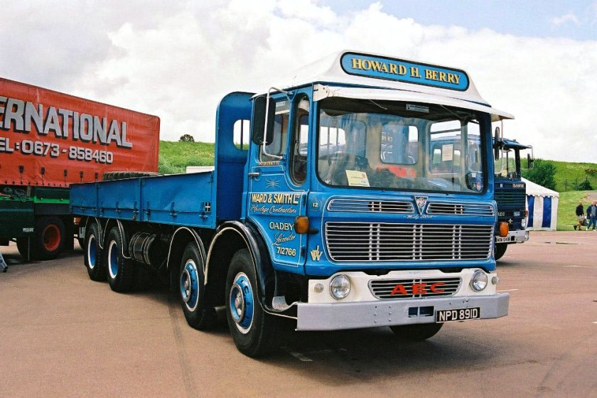 1965-1978 AEC » Mammoth Minor - Major 6-8 ( model TG6 - TG8 ) j