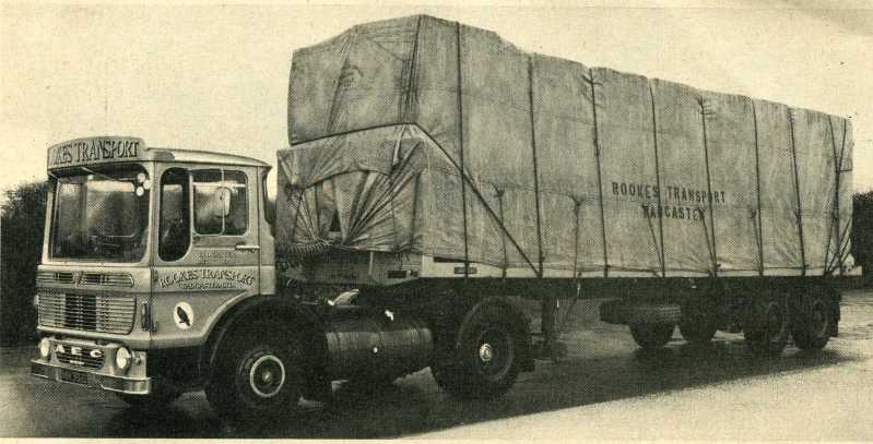 1965-1978 AEC » Mandator ( model TG4 ) l