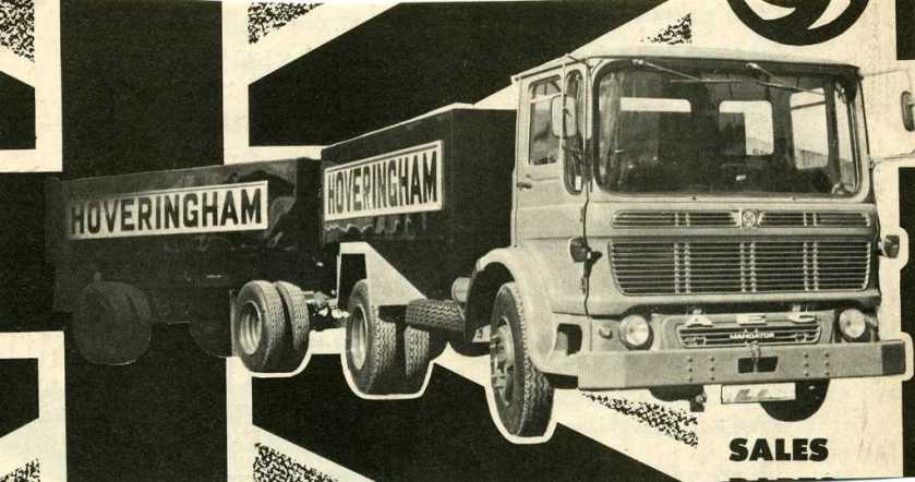 1965-1978 AEC » Mandator ( model TG4 ) n
