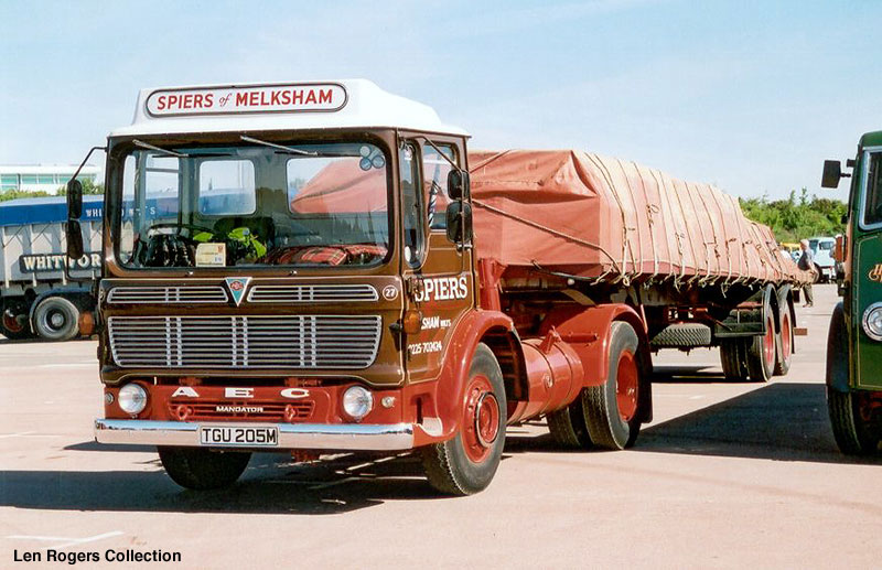 1965-1978 AEC » Mandator ( model TG4 ) p