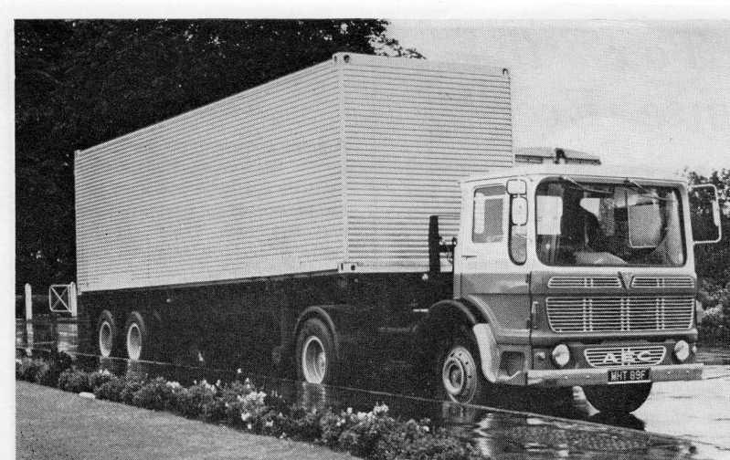 1965-1978 AEC » Mandator ( model TG4 ) r