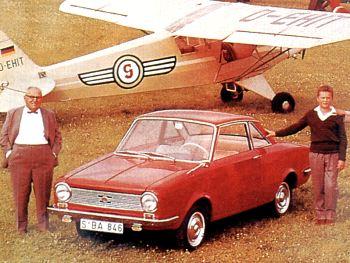 1965 glas 1004 coupe