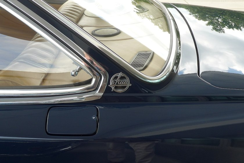 1966 BMW-Glas 3000 V8 detail