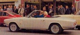 1966 Glas 1700 Convertible