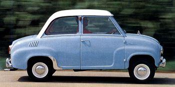 1966 goggomobil sedan