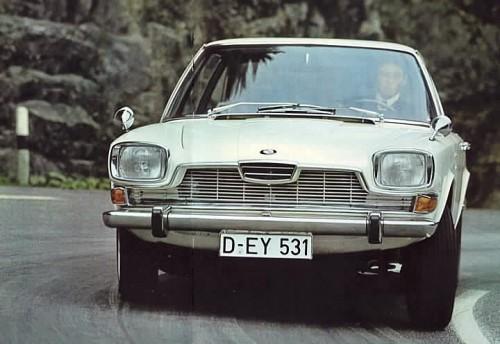 1967-68 glas 3000 v8 BMW