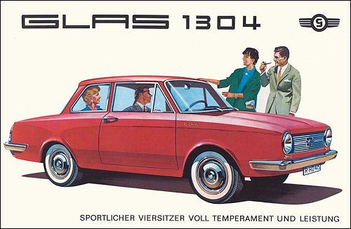 1967 Glas 1304-01
