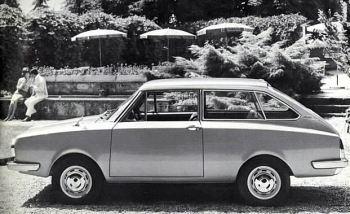 1967 glas 1304 cl kombi