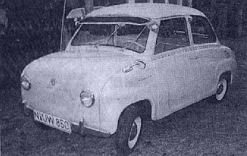 1967 goggomobil t 250