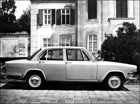 1968 glas 1700 sedan