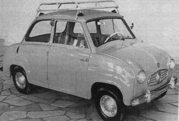 1969 goggomobil t 250