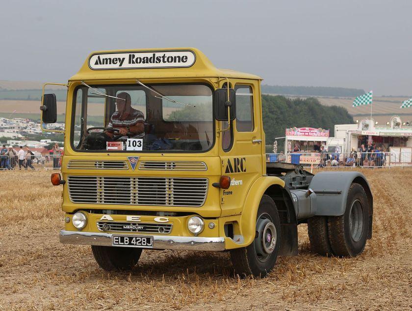 1970 AEC Mercury