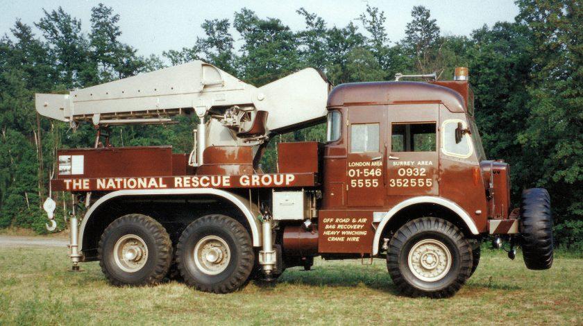 1971 AEC Militant cicil