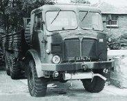 1972 AEC Militant О880 Mk-III (FV-11047), 6x6