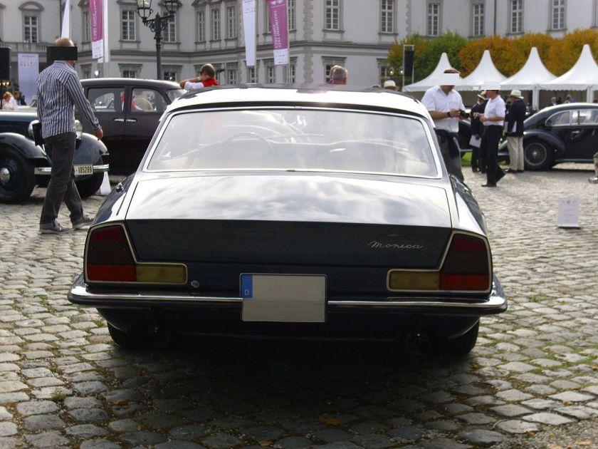1973 Monica 1973 rear