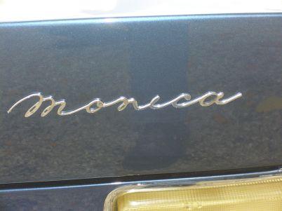 1973 Monica 1973 - Schriftzug am Heck