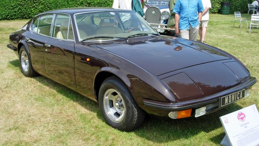 1974 Monica 560 car