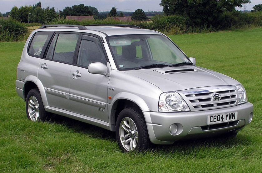 2004 Suzuki Grand Vitara XL-7