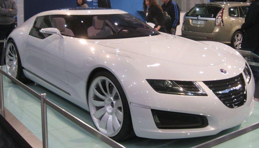 2008 Saab Aero X DC