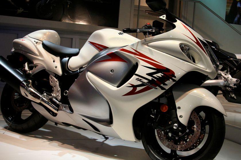 2008 Suzuki Hayabusa