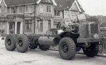 AEC 0859 Militant Mk1 10Ton Chassis (489 H)