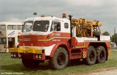 AEC 6 x 6.
