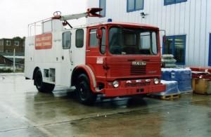 AEC Anglesey Foam Tender JJC 867P