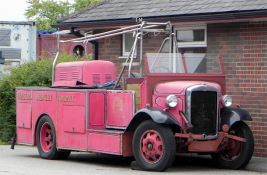 AEC Brewery car