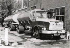 AEC Bugler Nordhorn Tanker