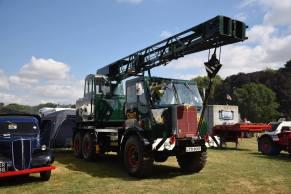 AEC Croft Crane truck Mary