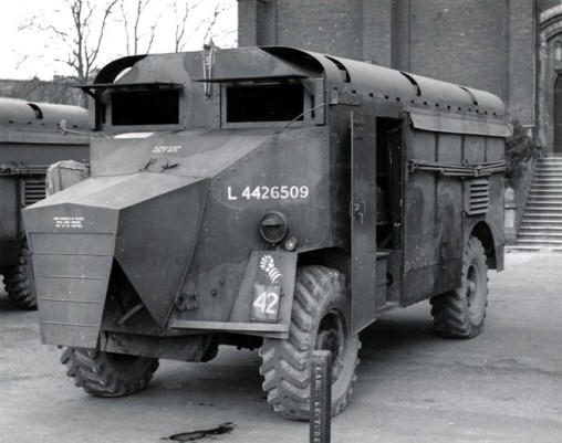 AEC Dorchester Armored Command Vehicle