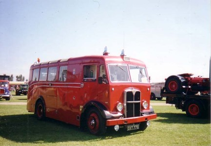 AEC fire appliance