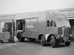 AEC Gilette truck