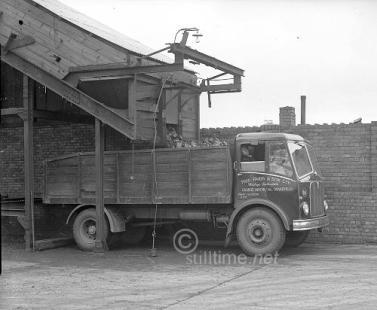 AEC loads coal....