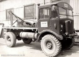 aec lorries pictures