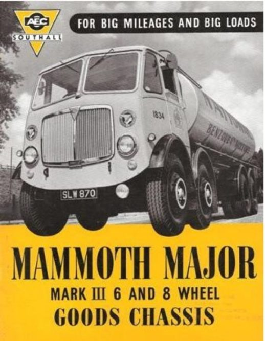 aec mammoth major ad