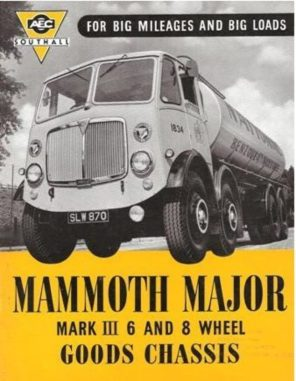aec mammoth major ad