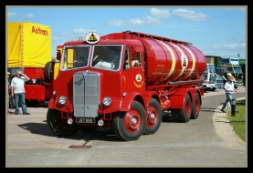 AEC Mammoth Major MKIII tanker