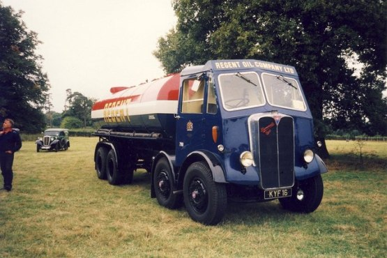 AEC Mammoth Major Tanker