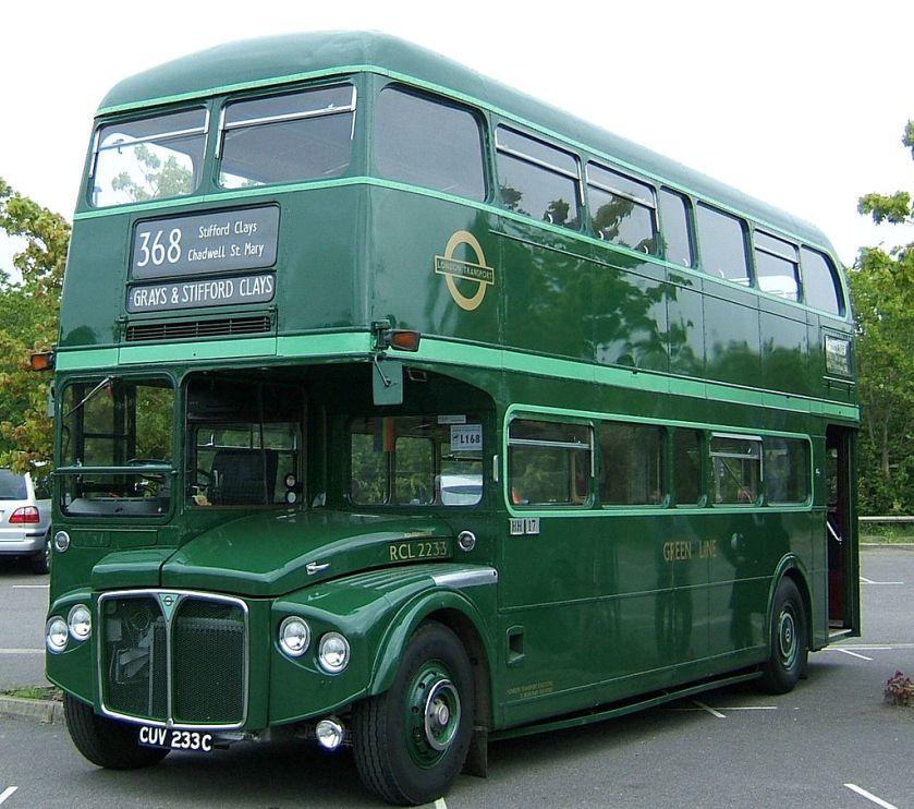 AEC Routemaster RCL-2233