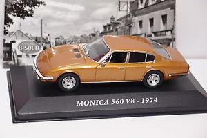ALTAYA MONICA 560 V8 1974