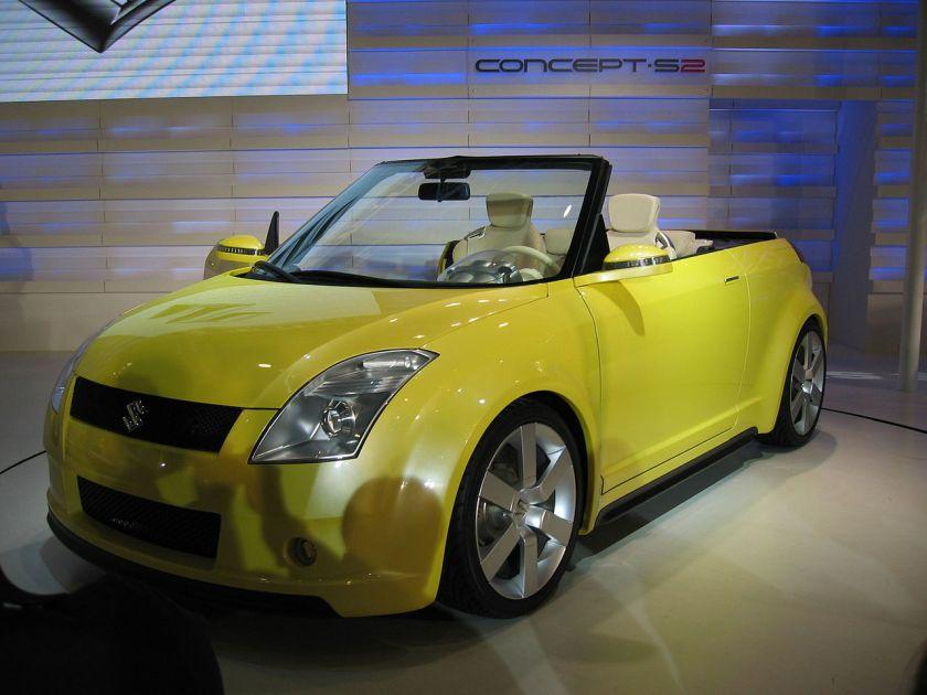 CONCEPT・Suzuki S2