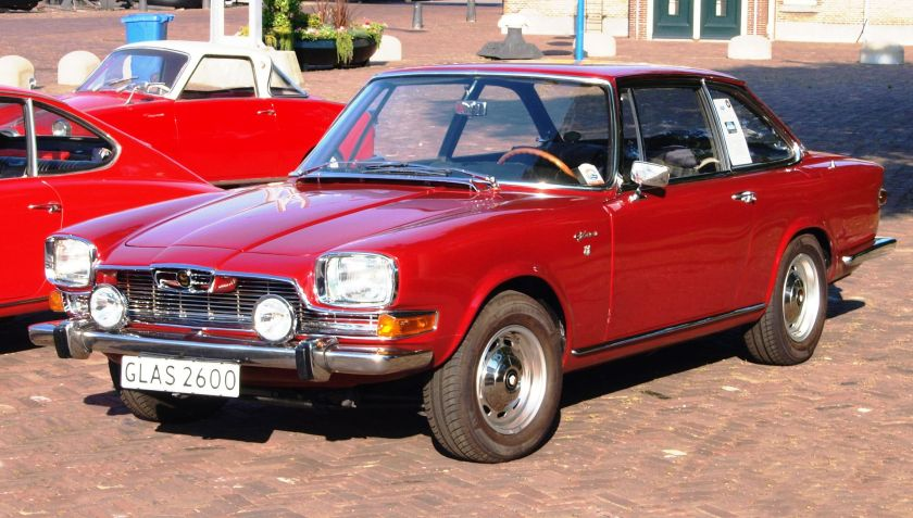 Glas 2600 V8 au Helder