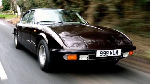 Monica 560, de Franse Aston Martin